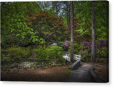 Quiet Beauty Canvas Print by Marvin Spates