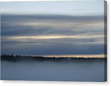 Quiet Before Dawn Canvas Print