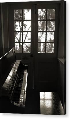 Quiet Interlude Canvas Print