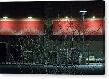 Quiet Night - Canvas Print