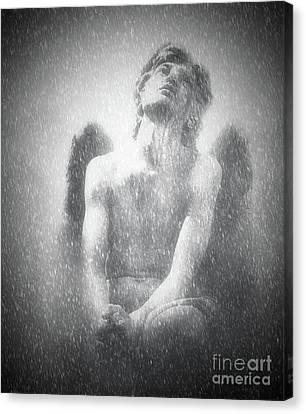 Quiet Reverance Canvas Print