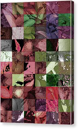 Quilt Canvas Print by Tom Romeo