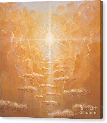 Radiance  Canvas Print by Simon Cook