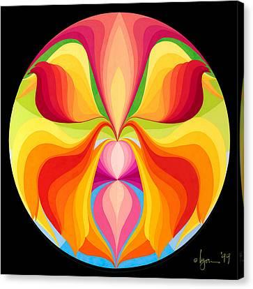 Radiant Health Canvas Print