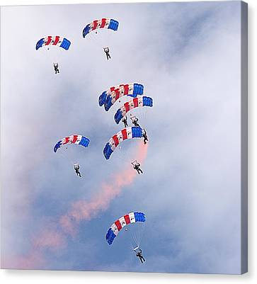 Raf  Canvas Print by Mark Hinds