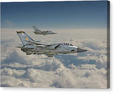 Raf Tornado Canvas Print by Pat Speirs