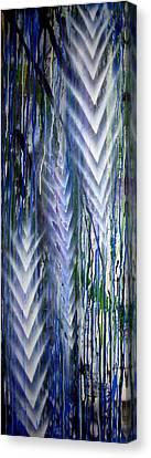 Rain 2 Canvas Print by Leigh Odom