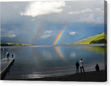 Rainbow 1 Canvas Print