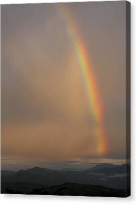 Rainbow No.1 Canvas Print by Gregory Young