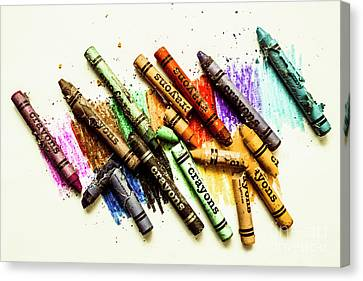 Educational Canvas Print - Rainbow Shades by Jorgo Photography - Wall Art Gallery