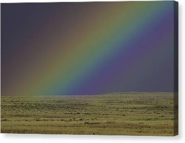 Rainbows End Canvas Print