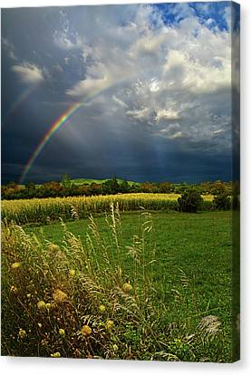 Rainbows Canvas Print by Phil Koch