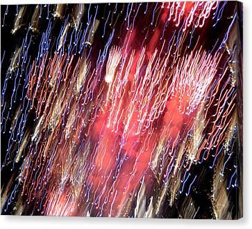 Raining Light Canvas Print by Richard Jenkins