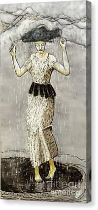 Canvas Print - Rainmaker by Andrea Benson