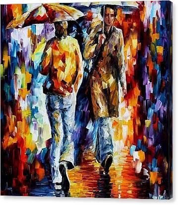 Leonid Afremov Canvas Prints