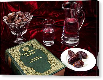 Ramadan Evening Canvas Print