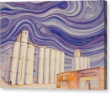 Randall Canvas Print