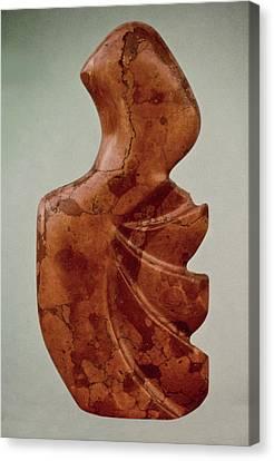 Rapa Nua Canvas Print by Lonnie Tapia