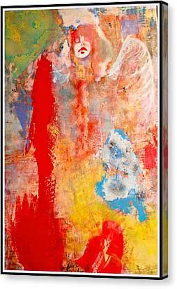 Raphael Ophenim Canvas Print