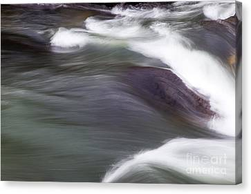 Rapids Canvas Print by Twenty Two North Photography
