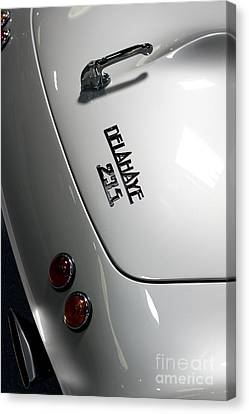 Rare Cabriolet Canvas Print by Jason Abando