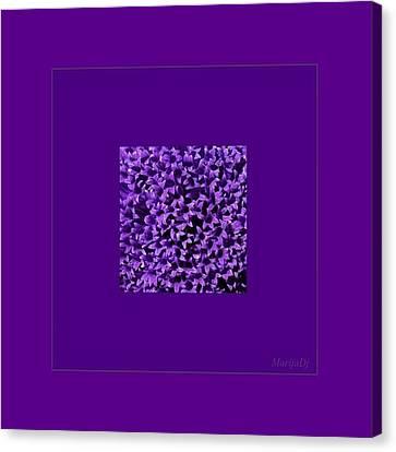 Rare Flower Canvas Print