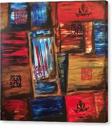Rare Passage Canvas Print