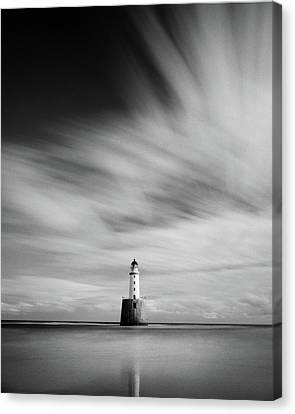 Rattray Head Lighthouse II Canvas Print
