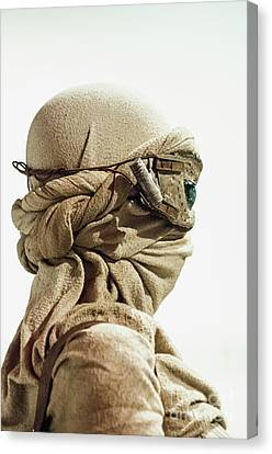 Canvas Print featuring the photograph Ray From The Force Awakens by Micah May
