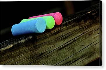 RGB Canvas Print by Noel Hankamer