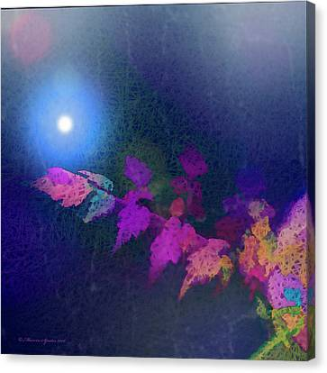Reaching For The Light Canvas Print by Marvin Spates