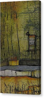 Canvas Print - Read The Sign by Laura Lein-Svencner