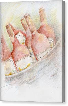 Ready For Tasting Canvas Print