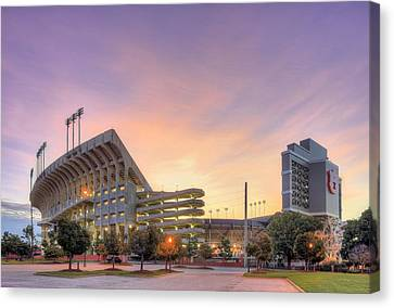 Ready For Gameday Canvas Print by JC Findley