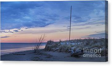 Ready For Summer Canvas Print by Twenty Two North Photography