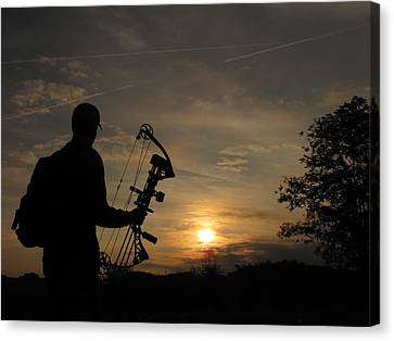 Canvas Print - Ready For The Morning Hunt by Shane Brumfield