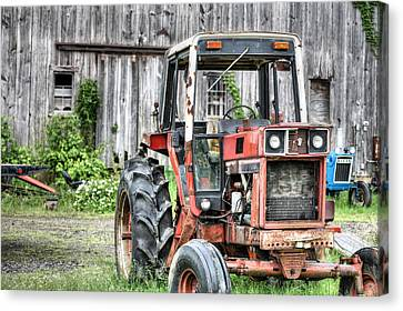 Ready To Go Canvas Print by JC Findley