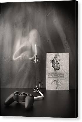 Rebel Heart Canvas Print by Vito Guarino