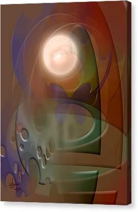 Rebirth Canvas Print by Stephen Lucas