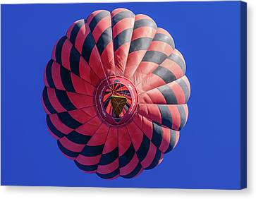 Red Balloon Canvas Print by Joseph Smith