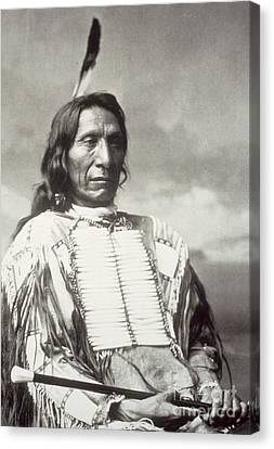 Red Cloud Chief Canvas Print