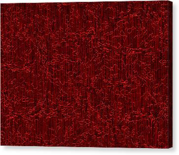 Red.400 Canvas Print