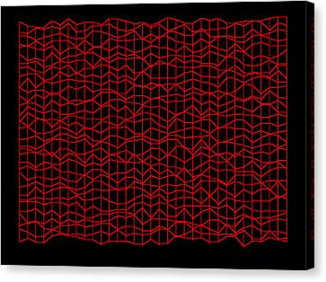 Red.95 Canvas Print