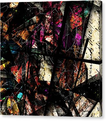 Redemption Canvas Print by Gary Bodnar