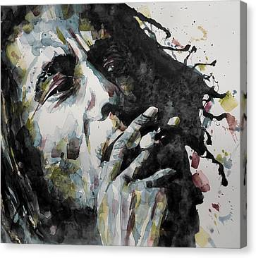 Singer Songwriter Canvas Print - Redemption  by Paul Lovering