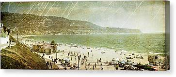 Redondo Beach La Canvas Print by Kevin Bergen