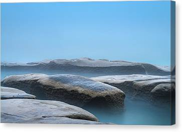 Reef At Rest Canvas Print by Joseph Smith