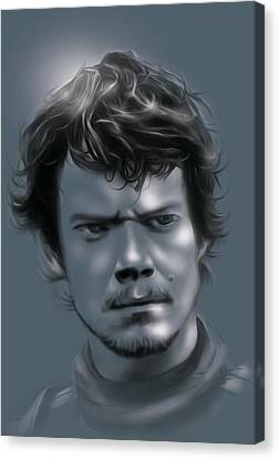 Reek Theon Greyjoy Canvas Print