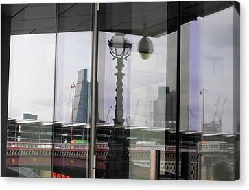 Refection Blackfriars Canvas Print