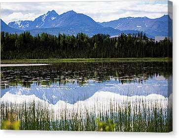 Reflection Lake Canvas Print